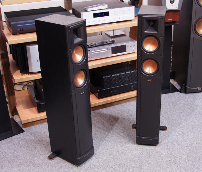 klipsch rf42ii. Black Bedroom Furniture Sets. Home Design Ideas
