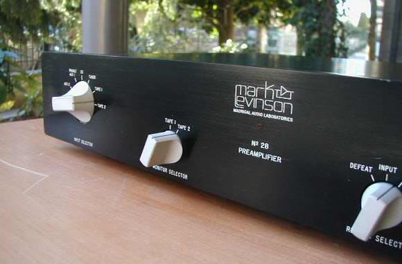 The right preamp for a Mark Levinson 333   What's Best Audio